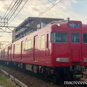 名鉄6000系1次車 ・ 6002F