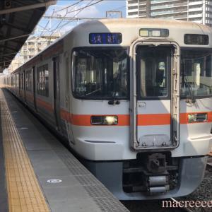 JR東海313系Y104編成