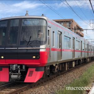 名鉄3300系6次車 ・ 3311F