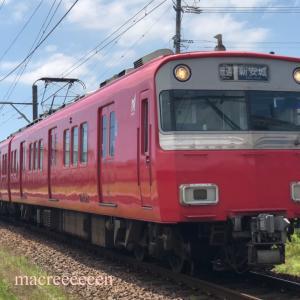 名鉄6000系10次車 ・ 6052F