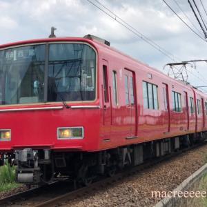 名鉄6800系4次車金魚鉢 ・ 6825F