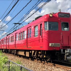 名鉄6000系2連 ・ 6009F+6037F