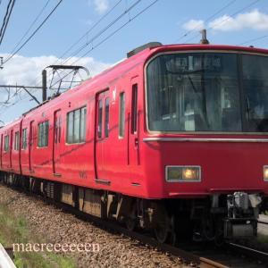 名鉄6815F+6013F