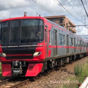 名鉄9100系2次車+3150系4次車 ・ 9105F+3164F