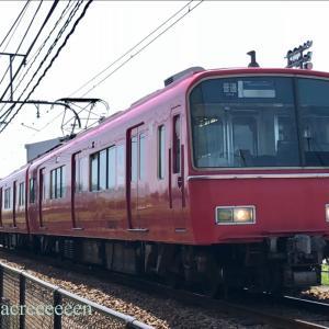 名鉄6800系3次車金魚鉢 ・ 6812F