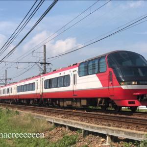 名鉄特急パノラマスーパー ・ 1116F+1516F