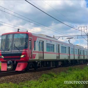 名鉄9100系1次車 ・ 9104F