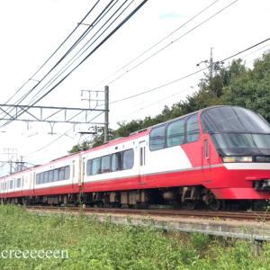 名鉄特急パノラマスーパー1200系+1800系