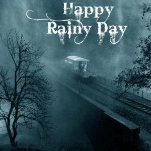 Happy rainy day images