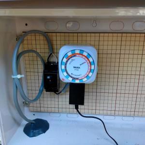 遠隔監視装置にタイマーを設置して毎日強制再起動させる