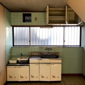 【台所リフォーム⑤】キッチンセット交換してみた