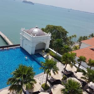 【マレーシア・ペナン旅行】Eastern & Oriental Hotel