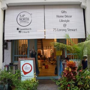 【マレーシア・ペナン旅行】5.4 NORTHと、The Daily Dose Cafe。