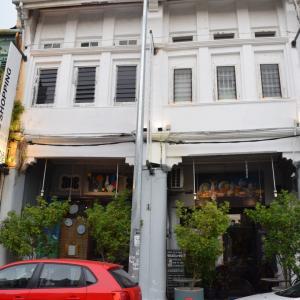 【マレーシア・ペナン旅行】雑貨とカフェとアートの店、CHINA HOUSE。