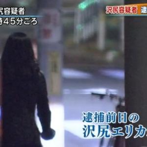 TBS系「報道特集」に逮捕前夜の沢尻エリカ容疑者 豪華コートにサングラス姿「渋谷のクラブへ」