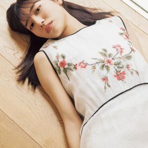 【日向坂46の秘密兵器】「美少女度No.1」河田陽菜(19)が「ヤンジャン」初ソログラビア!