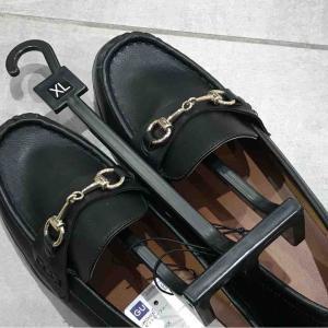 大足すぎて【GU】の靴が買えない
