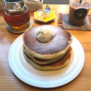 痩せたご褒美。孤独にパンケーキ活動