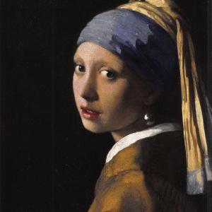 003 真珠の耳飾りの少女