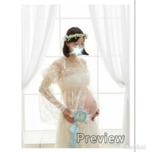 【妊娠37週1日】40歳、三人目妊婦、臨月でマタニティフォト