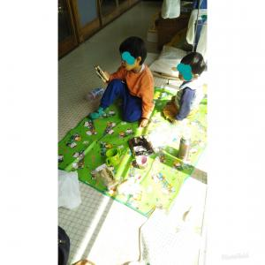 4月1日 長男(6歳)緊急入院、溶連菌のせい?!
