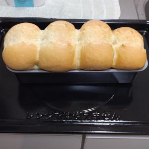 初めての食パン