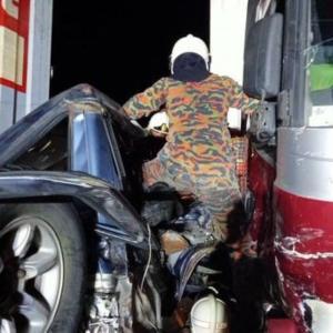 イポー高速道路で事故 2人死亡!負傷者多数…マレーシア交通事故が多い理由…2019年11月13日