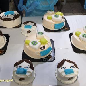 コロナウイルスデザインケーキ!マレーシア人はロックダウン延長に同意してるコロナウイルスニュース