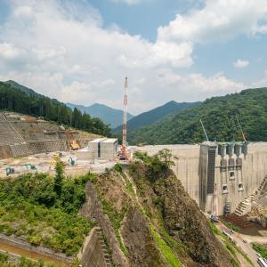 試験湛水開始!八ッ場ダムの見学・観光スポットや過去の建設風景を紹介!