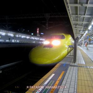 幸せを呼ぶ黄色い新幹線「ドクターイエロー」に会えると、本当に幸せになれることが判明