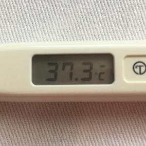 2回目ワクチン接種から4日目朝です