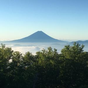 鳳凰三山を満喫!!(5)南御室小屋~薬師岳