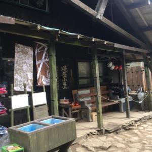 オーナーが親切な焼岳小屋(7)西穂高岳~焼岳~上高地縦走