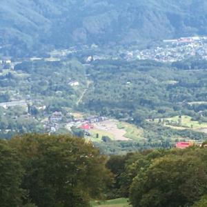 赤倉温泉へ下山(6)火打山妙高山縦走2日間