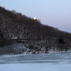 2021.02.28 赤城氷上ワカサギ釣り~オマタ氏~