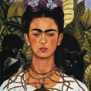 No.0246 『目を大きく見開いたまま眠りにつきなさい~現実と非現実を繋ぐメキシコのアート』。