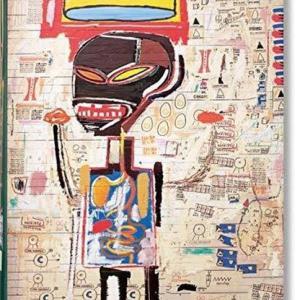 ロマンティNo.0306 架空の『バスキアとBlack Magic Artの、未完成な美術展』。