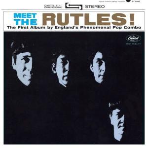 ロマンティークNo.0311 架空のアルバム『Like The Beatles』。