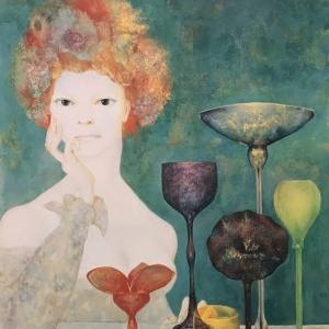 ロマンティークNo.0328  架空美術展『女性たちのシュルレアリスム展』開催。