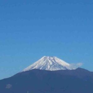 今日の富士山(2019/11/12)