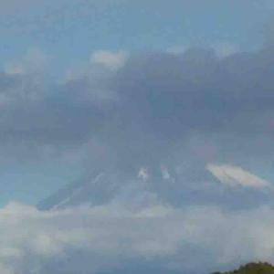 今日の富士山(2019/11/20)