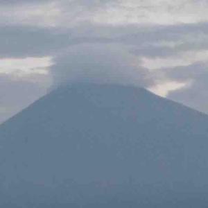 生活圏からの富士山(2019/08/22)