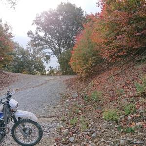 秋の広島紅葉探索ツーリング?