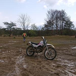 4月18日のバイクヤードキヨ練習会はどうでした?