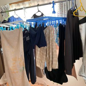 ADHDの私が洗濯物を外に干さない理由。