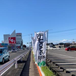 埼玉県K市の17号を歩いてセブンイレブンへいく。