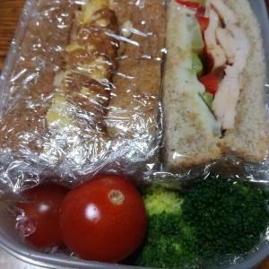 お店じゃ食べれない? 超豪華なサンドイッチ