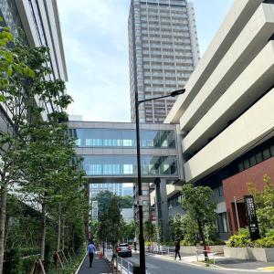 母校の東京慈恵会医科大学病院が新しくなってた
