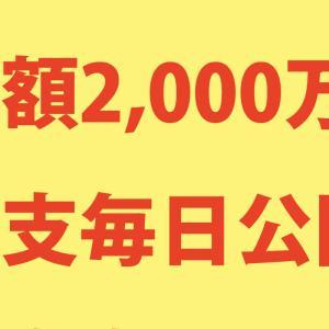 米国株・インデックス・積立ニーサへ2000万円投資!【毎日更新】