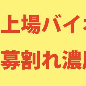 バリオセキュア(4494)IPO上場は「公募割れ」に最大級の警戒を!